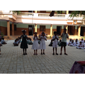 Children singing saongs