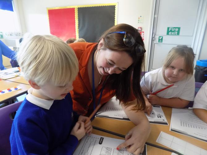 Miss Hamilton - MLD Unit Lead Teacher