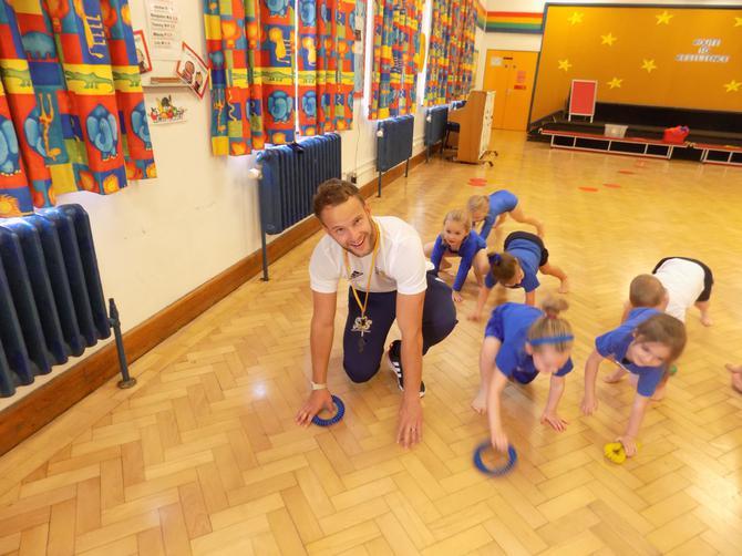 Ben (School Sport Specialists)
