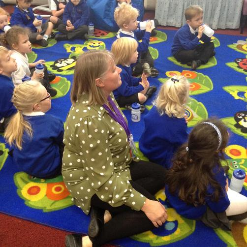 Mrs Tunnicliffe - Learning Support Assistant