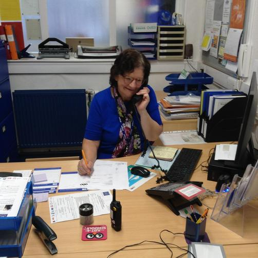 Mrs Babic, Office Administrator