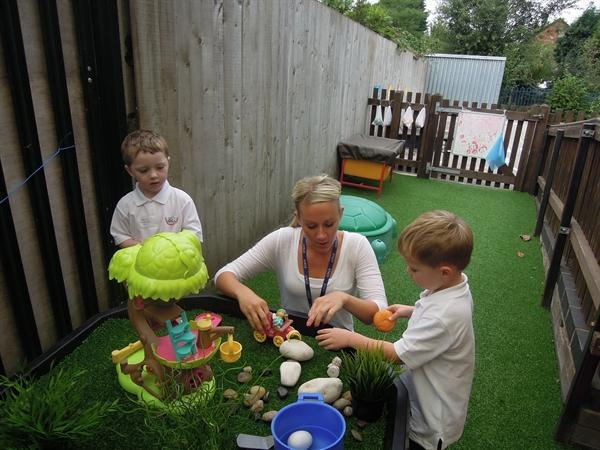 PPA cover EYFS