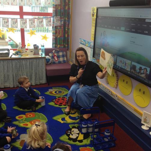 Mrs Chuter - Teacher / Deputy Headteacher