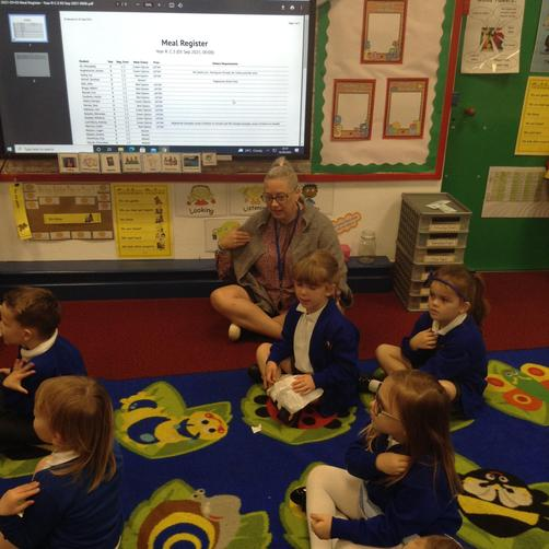 Mrs Ablett - Learning Support Assistant