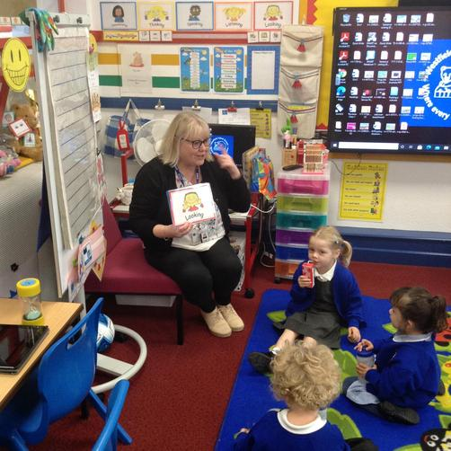 Mrs Wood - Teacher