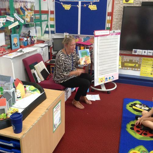 Mrs England - Teacher