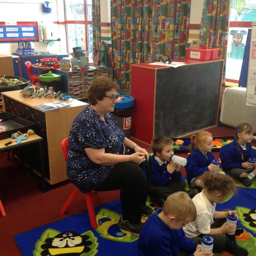 Miss Knight - Learning Support Assistant