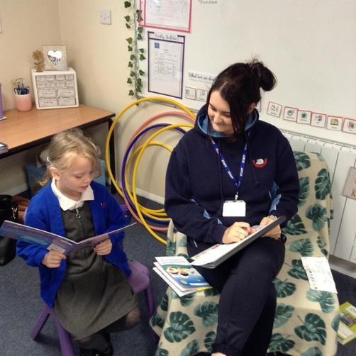 Mrs Proctor - Teacher