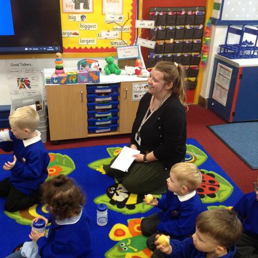 Miss Clarke - Learning Support Assistant