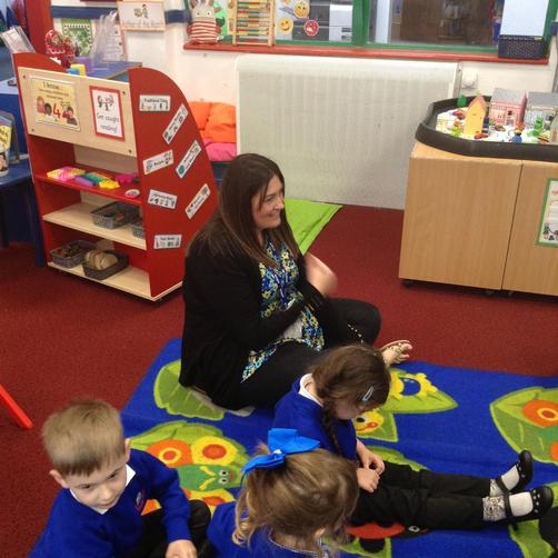 Mrs Pegg - Learning Support Assistant