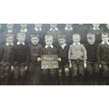 An early photograph of Westgate pupils from 1911