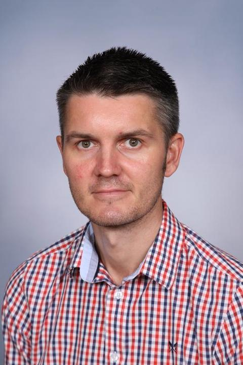 Mr J Jarvill - 5KD Class Teacher