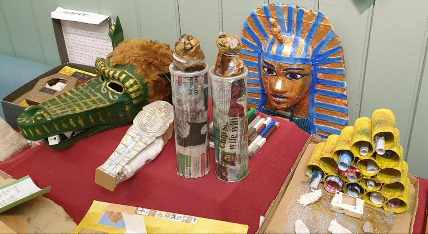Year 3 Home Learning Projects