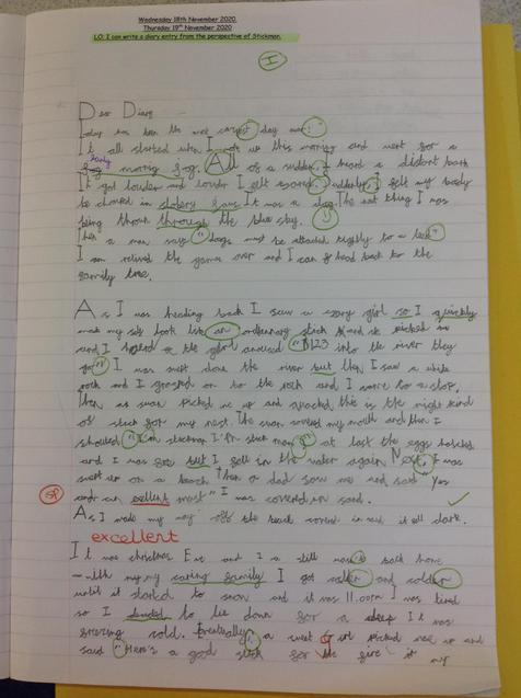 Y3 Stickman diary - part 2