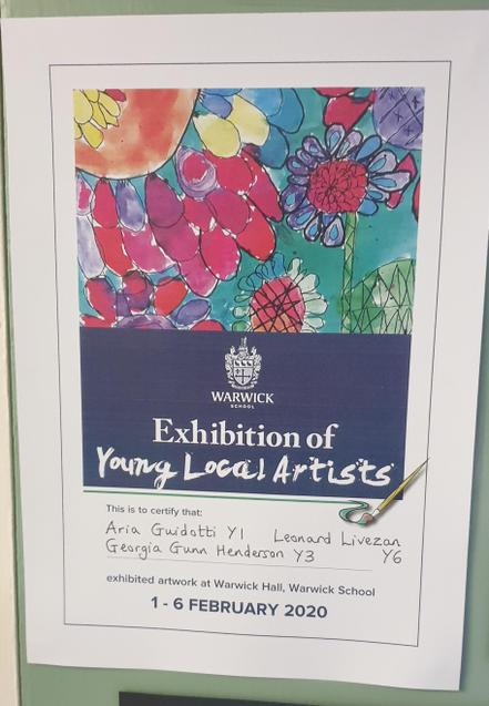Exhibition Entry Form