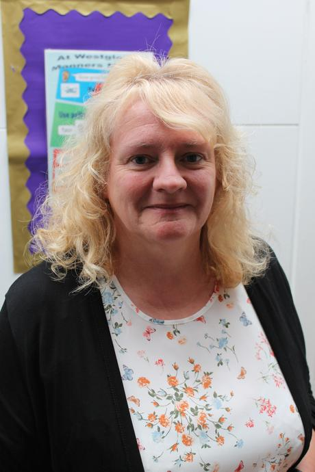 Mrs Baskill (ASD pupil support)