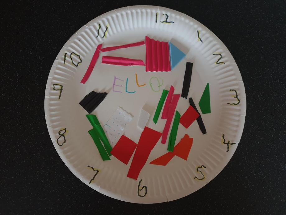 Ella's clock