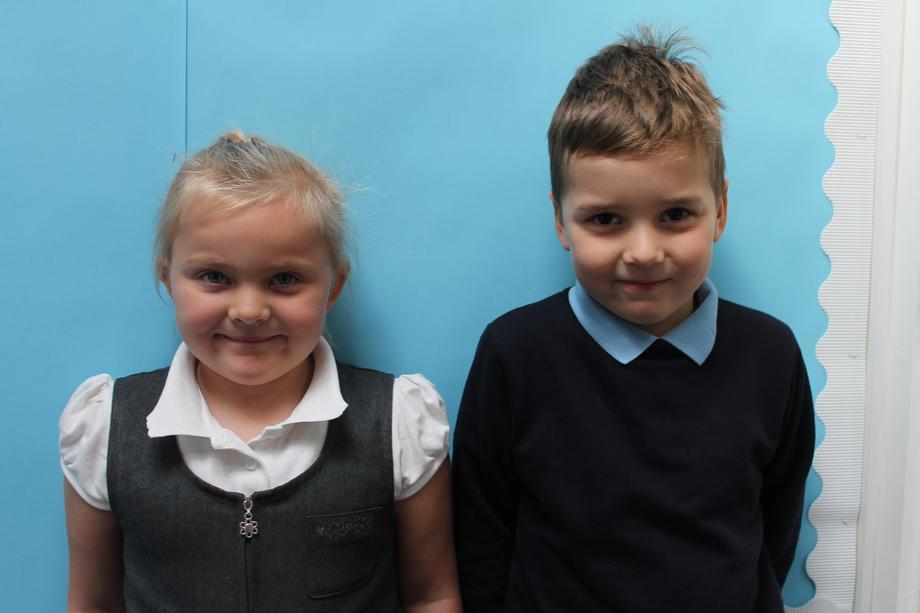 Y1 Lacie-Lou and Dawson