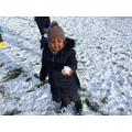 Squashing the snow