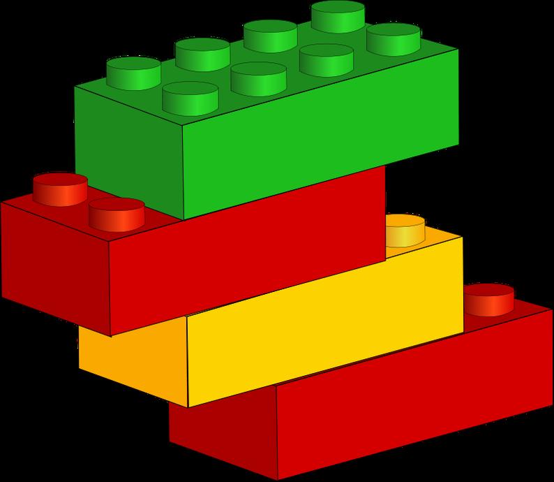 Construction Lego/K'nex Y3/4