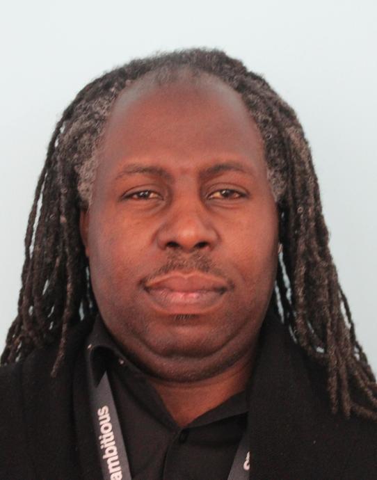 Mr Chambers (Y6 TA)