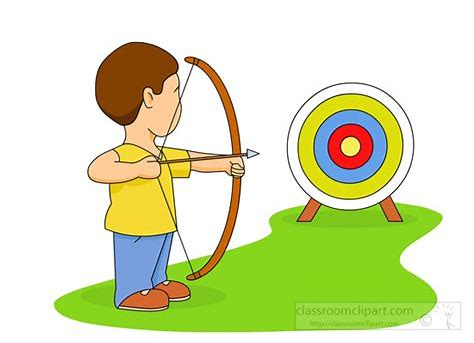 Archery Tuesday Year 3 and 4