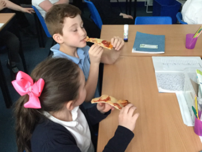 Pizza party Y4 Attendance