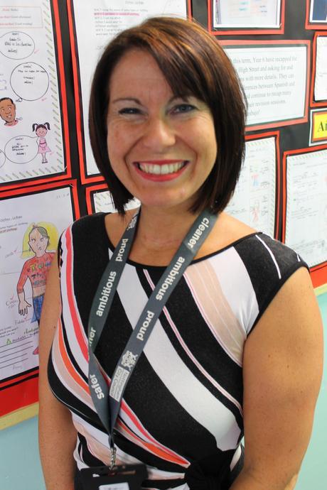 Mrs Fretwell (Highly Skilled Booster Teacher)