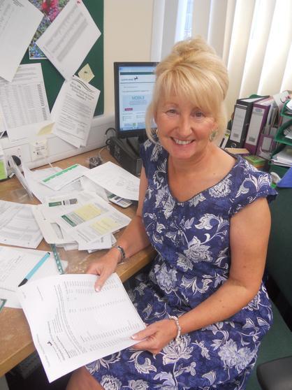 Mrs Wilson (School Business Manager)