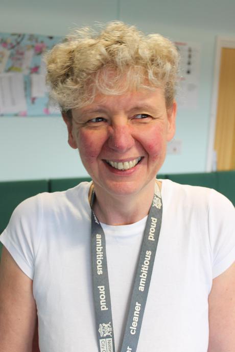 Mrs Newton (KS1 Teacher)
