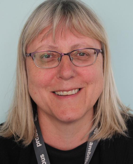 Mrs Pomeroy (F1 Teacher)
