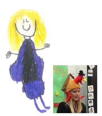 Mrs Whitby - Headteacher