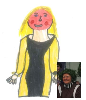 Mrs Davey - SEN TA