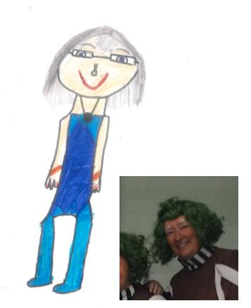 Mrs Russell - HLTA