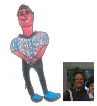 Mr Weston - Trailblazers class teacher