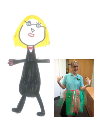 Mrs Tucker - TA/Midday supervisor