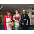 Office staff and Mrs Lambirth