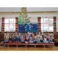 Year R Christmas performance