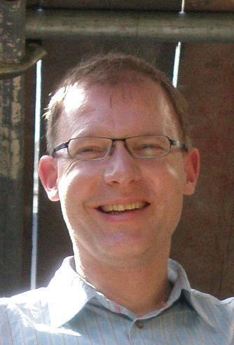 Mr Hansjörg Schmidt - Chair and Parent Governor