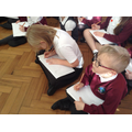 Year 2 drawing session