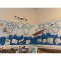 Year 2 Titanic topic