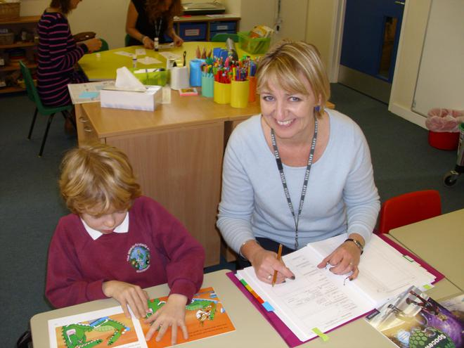 Mrs Kate Gowing - Acting Head teacher