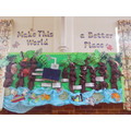 Make This World a Better Place: Whole School