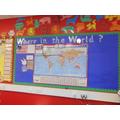 World Map: Year 2