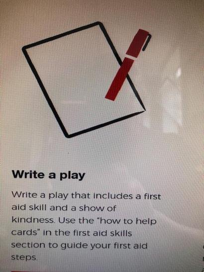 Write a Play