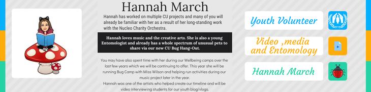 Hannah March