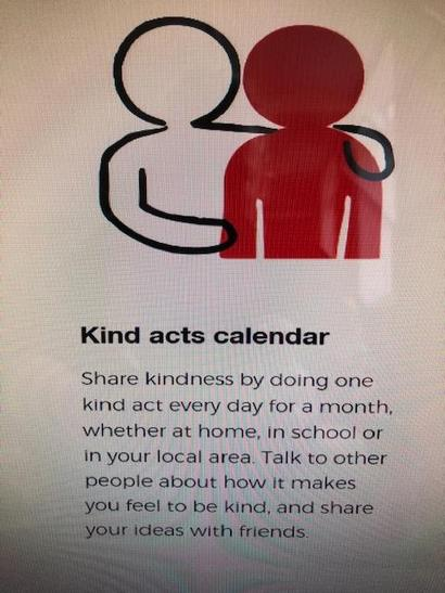 Plan Kindnesses