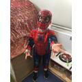 """""""I'm Spider Man!"""""""