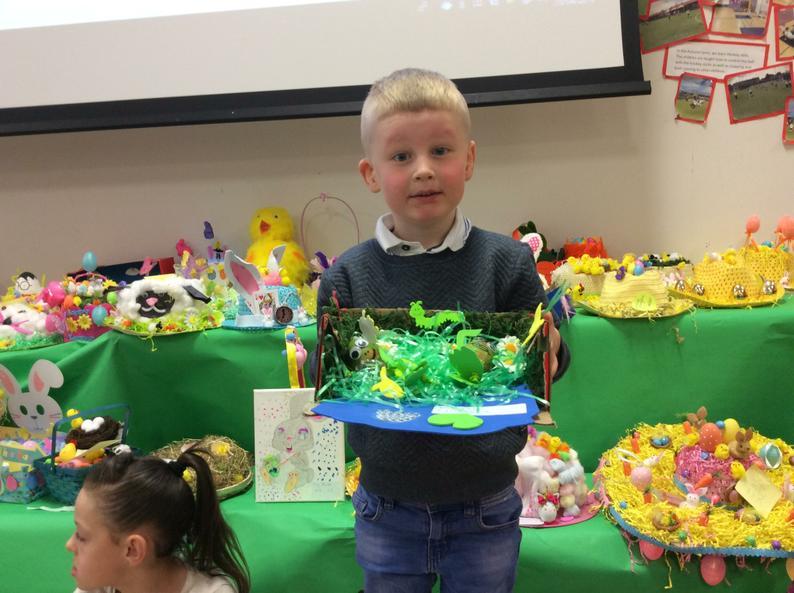 4th Prize Eddie Nursery