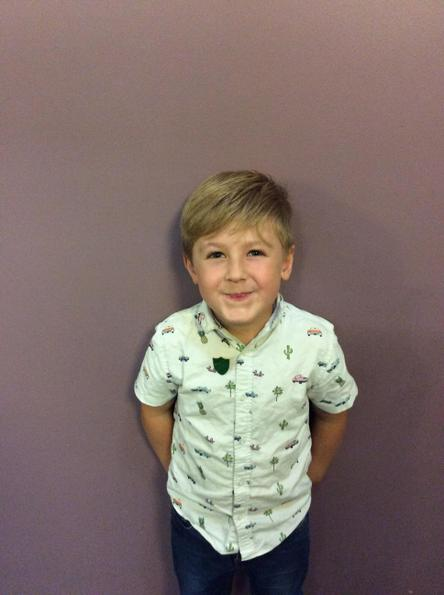 Year 1 Oliver